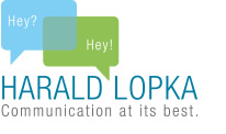 Harald Lopka - Communications at its best